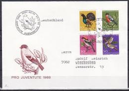 Switzerland/1968 - Pro Juventute - Set - FDC - FDC