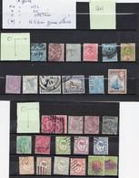 Col Anglaises---n5 ---voir Les Scans--port En Plus - Stamps