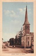 Pagney église Canton Gendrey - Autres Communes