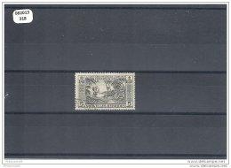 NVLLE-HEBRIDES 1957 - YT N° 185 OBLITERE TTB - French Legend
