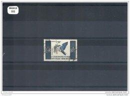 NVLLE-HEBRIDES 1967 - YT N° 255 OBLITERE TTB - Leyenda Francesa