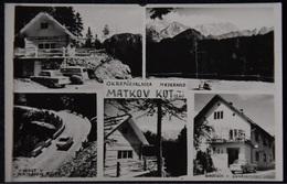 Slovenia - Matkov Kot - Solčava, Sentjanž, Year Cca 1950 - Slovenia