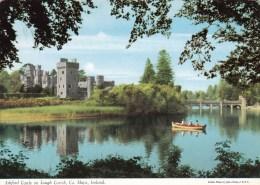 Ashford Castle On Lough Corrib, Co. Mayo, Ireland - With Message - Mayo