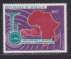 SENEGAL AERIENS N°   62 ** MNH Neuf Sans Charnière, TB (D7610) Postes Et Télécommunications - 1967 - Sénégal (1960-...)