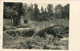 005417  Langenlois A. Kamp - Aus Der Oberen Stadt  1930 - Langenlois