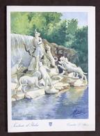 Collezionismo Menu Navi LLOYD Triestino Mn. Australia - Pranzo 7 Luglio 1954 - Menus