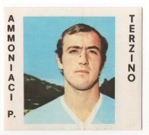 CALCIATORI CREMA ANNO 1977 / 78 - LAZIO (AMMONIACI P.) FIGURINA Numero 152 - Stickers