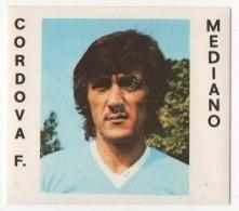 CALCIATORI CREMA ANNO 1977 / 78 - LAZIO (CORDOVA F.) FIGURINA Numero 156 - Stickers