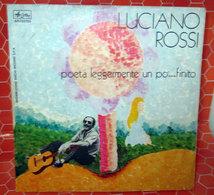 """LUCIANO ROSSI BAMBOLA COVER NO VINYL 45 GIRI - 7"""" - Accessori & Bustine"""