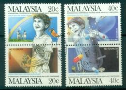 Malaysia 1987 UN Anti-Drug Campaign FU - Malaysia (1964-...)