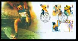 Malaysia 2001 SEA Games FDC Lot51548 - Malaysia (1964-...)