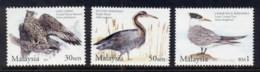 Malaysia 2005 Birds MUH - Malaysia (1964-...)