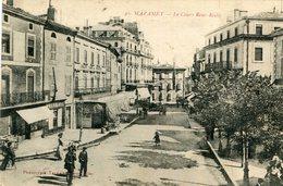 MAZAMET - Le Cours René Reille Ecrit à Soldat Du 10 ème Régiment Génie - Mazamet