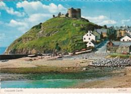 Criccieth Castle, Gwynedd, Wales - Unused - Wales