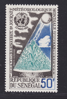 SENEGAL AERIENS N°   64 ** MNH Neuf Sans Charnière, TB (D7612) Cosmos, Météorologie - 1968 - Sénégal (1960-...)