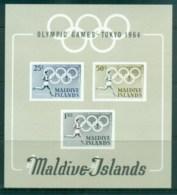 Maldive Is 1964 Summer Olympics, Tokyo MS MLH - Maldives (1965-...)