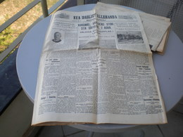 Nya Dagligt Allehanda 1923 - Libros, Revistas, Cómics