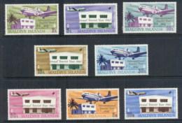 Maldive Is 1967 International Tourist Year Opts. MLH - Maldives (1965-...)