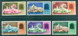 Maldive Is 1967 Montreal Expo (tones)MUH Lot79931 - Maldives (1965-...)