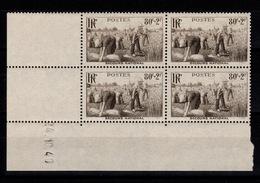 Coin Daté YV 467 N** Semailles - Ecken (Datum)