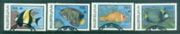 Maldive Is 1986 WWF, Marine Life Fish FU - Maldives (1965-...)