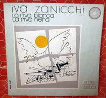 """IVA ZANICCHI LA RIVA BIANCA COVER NO VINYL 45 GIRI - 7"""" - Accessori & Bustine"""
