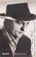 Bernard Blier  Autographe Dédicace - Autographes