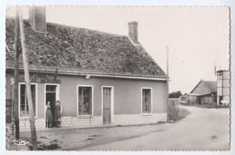CPSM 41 LANCE Entrée Du Bourg , Tabac Epicerie Mercerie - Otros Municipios