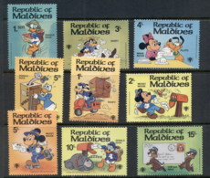 Maldive Is 2004 Disney Characters MUH - Maldives (1965-...)