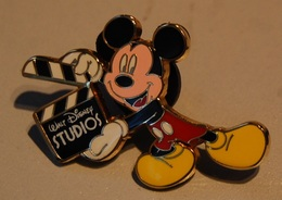 DLRP - Mickey With Clapboard  Open Edition - Disney