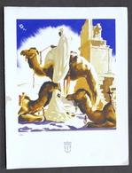 Collezionismo - Menu Navi LLOYD Triestino - Mn. Africa - Pranzo 15 Agosto 1952 - Menus