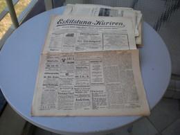 Eskilstuna Kuriren 1923 Nr 127 - Libros, Revistas, Cómics