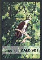 Maldive Is 2006 Birds, Osprey MS MUH - Maldives (1965-...)