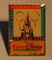 DLRP - EuroDisney - Inauguration (April 12, 1992) - Disney