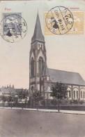 373227Pécs, Ref Templom (sehe Ecken Und Obenseite ) - Hongarije