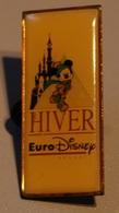 DLRP - Winter EuroDisney Pin - Disney
