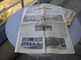 Nya Dagligt Allehanda 1923 169 Nr - Libros, Revistas, Cómics
