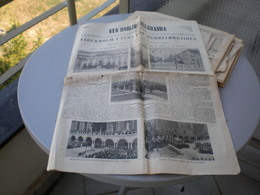 Nya Dagligt Allehanda 1923 169 Nr - Books, Magazines, Comics