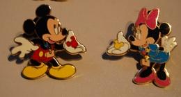 DLRP - Pin Trading Mickey & Minnie - Disney