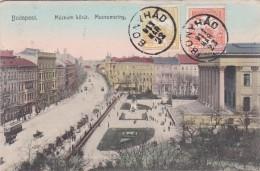 3732130Budapest, Museumsring (sehe Ecken) - Hongarije