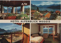 Hotel Alpenblick - Weggis - Photo: Kurt Basan - LU Lucerne