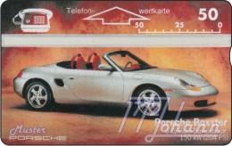 TWK Österreich Privat: 'Porsche - Boxster' Gebr. - Austria
