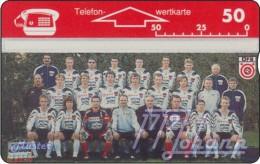 TWK Österreich Privat: 'SRH - Österr. Fussballbund' (612L) Gebr. - Austria