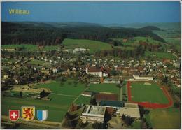Willisau - Flugaufnahme Rud. Suter - LU Luzern