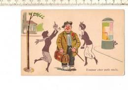 HUMO 113 - BONJOUR CHER PETIT ONCLE - Humour