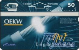 TWK Österreich Privat: 'OEKW 2 - 50E' Gebr. - Austria