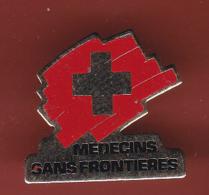 53808-pins Medecins Sans Frontieres.medical. - Medical