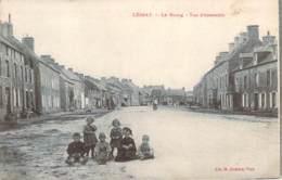 50 - Lessay - Le Bourg, Vue D'ensemble - Sonstige Gemeinden