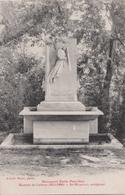 72 - Saint-Marceau (Sarthe) - Monument Emile Pouvillon - Homme De Lettres, Sculpteur - Otros Municipios