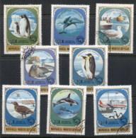 Mongolia 1980 Antarctic Animals & Exploration CTO - Mongolia